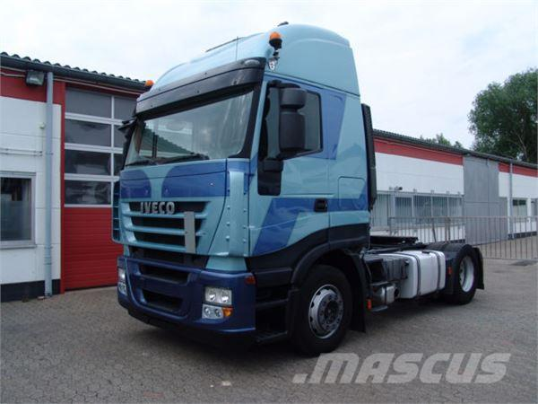 Iveco Stralis AS440S45 ActiveSpace Klima TÜV neu!