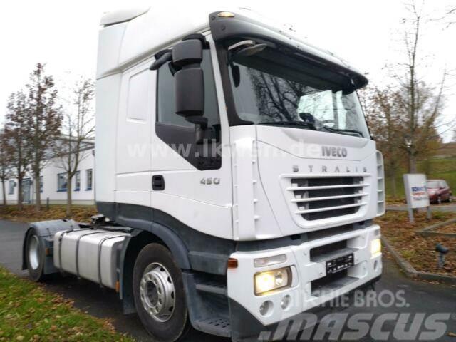 Iveco STRALIS AS440S45T Euro5 Reifen 90-20% Spoiler