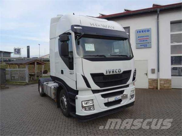 Iveco Stralis AS440S48 T/P Intarder Euro 6