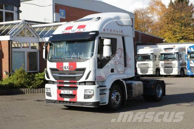 Iveco Stralis AT440S40 Hi-Way E6 Schalter ADR Kühlbox