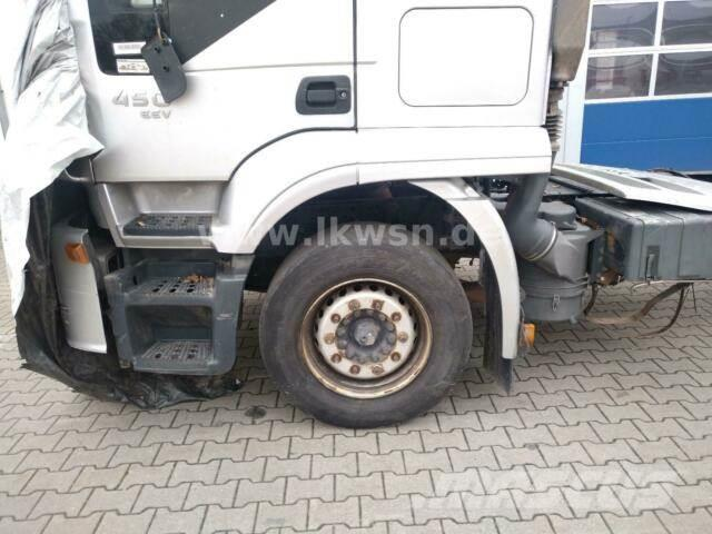 Iveco STRALIS AT440S45T Euro5EEV Unfall Motor+Getriebe
