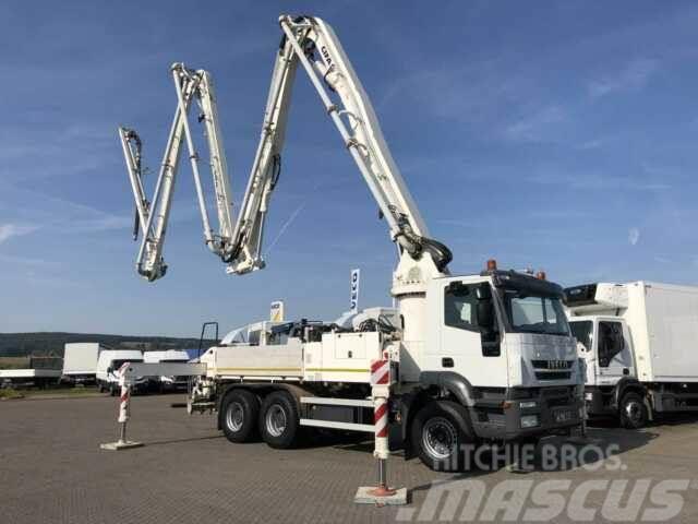 Iveco Trakker AD380T41 6x4 Betonpumpe 35m Cifa K35/XZ