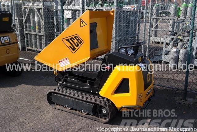 JCB HTD 5 Dumpster Vorführgerät