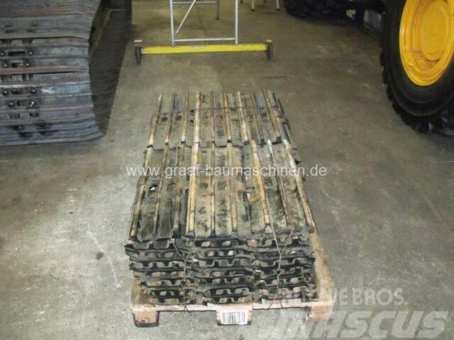 JCB Neue 600 mm 3 Steg Bodenplatten 86 Stück