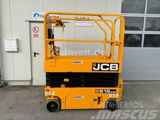 JCB S1930E - Scherenarbeitsbühne 7,80m