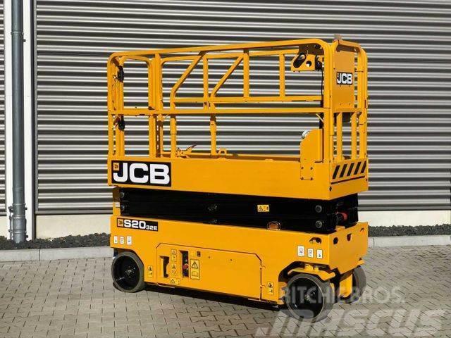 JCB S2032E Scherenbühne // 8,3m Arbeitshöhe