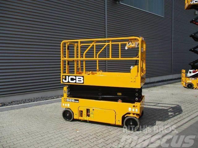 JCB S2646E Scherenbühne // 10,1m Arbeitshöhe