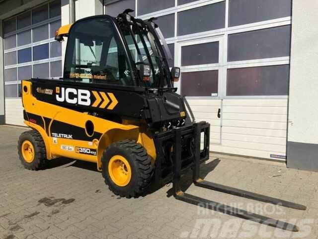 JCB TLT 35D 4x4 AGRI / Schaufel & Gabel