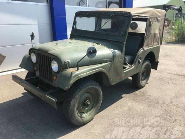 Jeep Willys Kaiser CJ 5