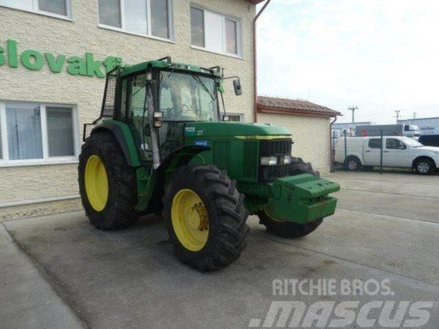 John Deere JD 6910 4x4 tractor,6788cm3, vin 293