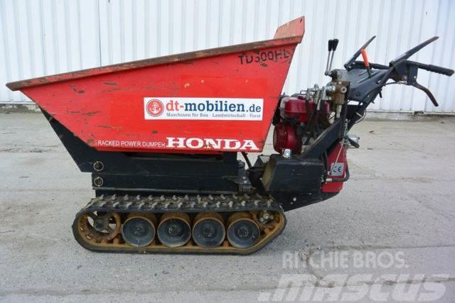 Johnson TD 500 HL Dumper Hochkipper