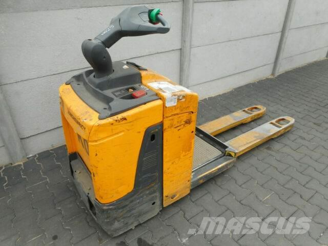 Jungheinrich ECE118 - 13x on stock
