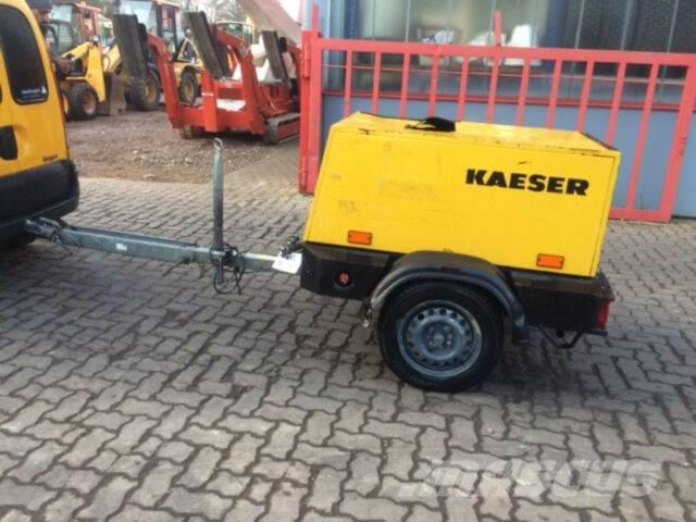 Kaeser M 20 ** 7 Bar*Video* Kompressor