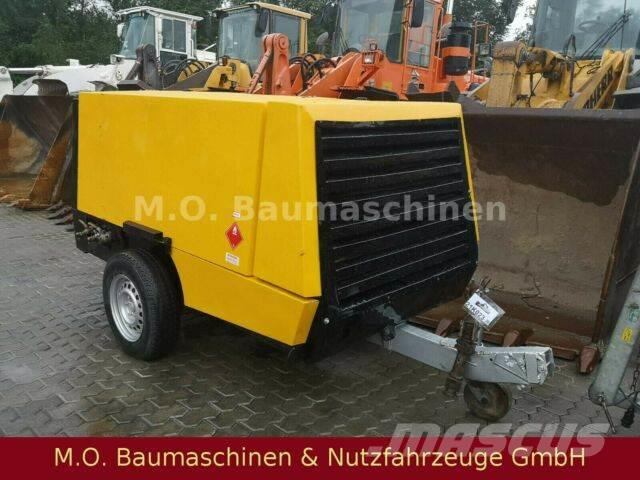 Kaeser M80 D / 9 Bar / 8,1 m ³ / Kompressor /