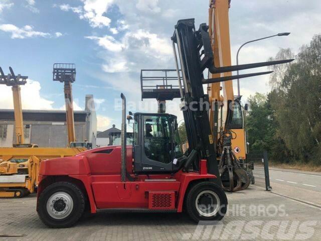 Kalmar DCG 150-12 / Duplex / 15 T /