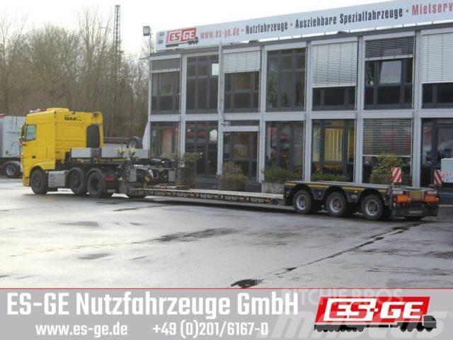 Kässbohrer 3-Achs-Tiefbett 3x10 t