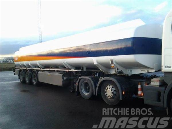 Kässbohrer 47000 Liter ADR Gazole/Diesel Pomp