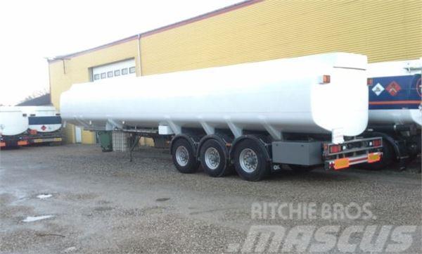 Kässbohrer 49000 L Tank Gazole/Fuel ADR 10 kammern