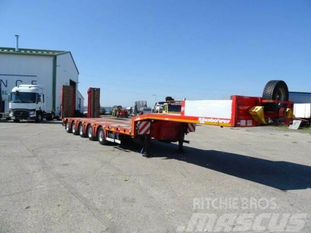 Kässbohrer LOWBED trailer vin780