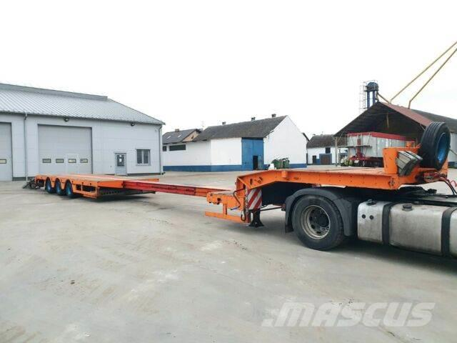Kel-Berg Low Loader Extendable Hydraulic Ramps 2004 year