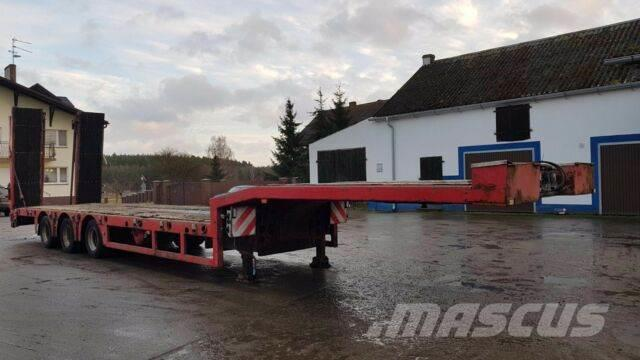Kel-Berg Low loader Hydraulic Ramps 2008 year