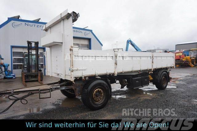 Kempf HKD 18 Dreiseitenkipper Getreide Baustoff