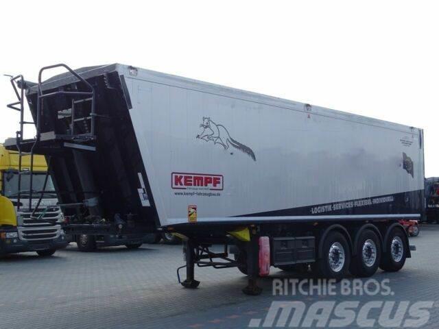 Kempf TIPEPR 49 M3/ LIFTED AXLE / FLAP-DOORS/