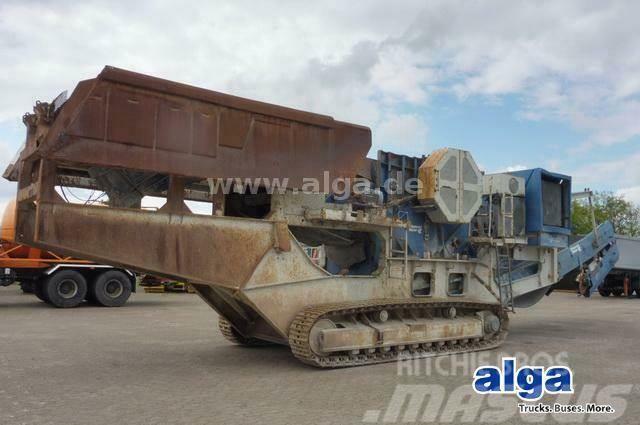 Kleemann MCBN 122 Z, Raupenmobiler Backenbrecher