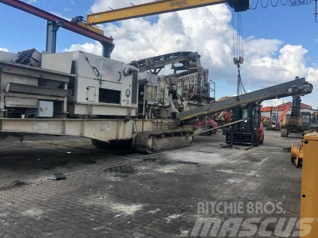 Kleemann Mobifix Prallmühle/Crusher/Brecher