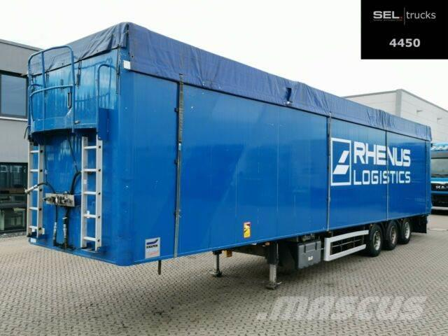 Knapen K 200 / Liftachse / Mega