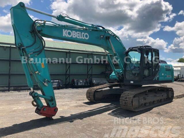 Kobelco SK 210-10 LC, BJ 17, 620 BH, Mono, MS21, TOP