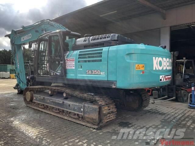 Kobelco SK 350 NLC