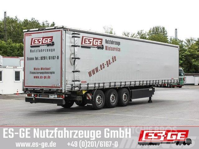 Kögel 3-Achs-Cargo-Pritschensattelanhänger