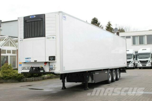 Kögel Carrier Vector 1550 /Strom/DS/Blumen/Miete 1580€