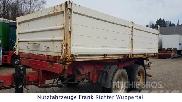 Kögel Tandem ZK 18,3-S-Kipper,Guter Zustand !