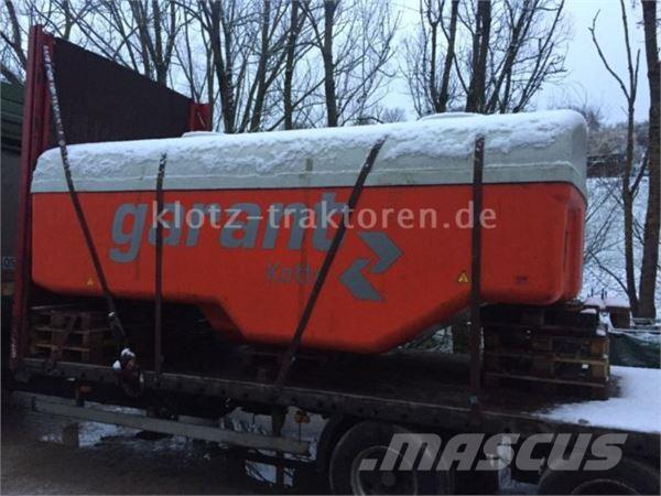 Kotte Garant Tank für Claas Xerion 16000L