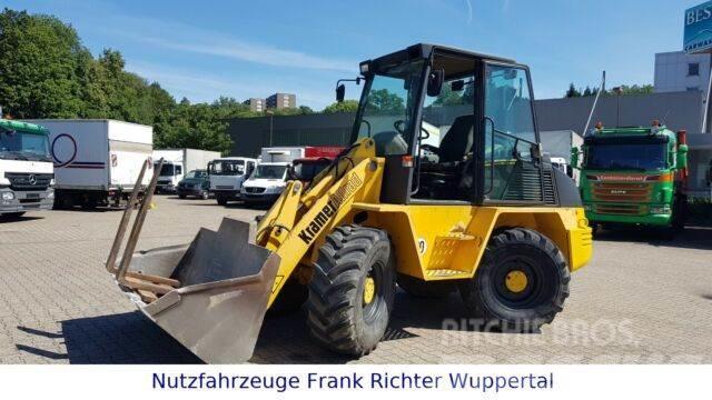 Kramer 620 Allrad,3900 Bstd.,Neue Einspritzpumpe,SW,Top