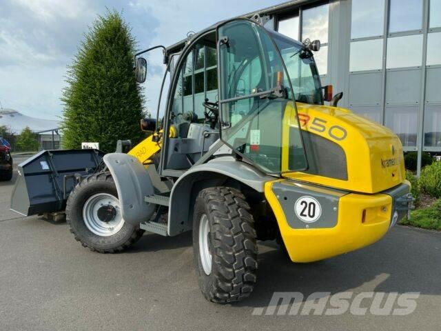 Kramer 950 Typ 347-03 Neue Reifen - SW- Schaufel