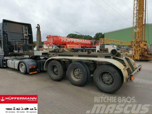 Krampe // 3-achs Hakenabroller SHL35 HYVA