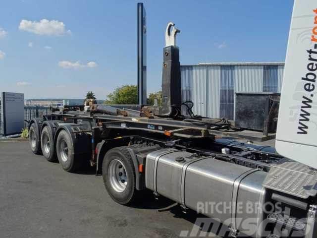 Krampe SHL 30 Abroll-Hakenlift Hyvalift 30 65SK