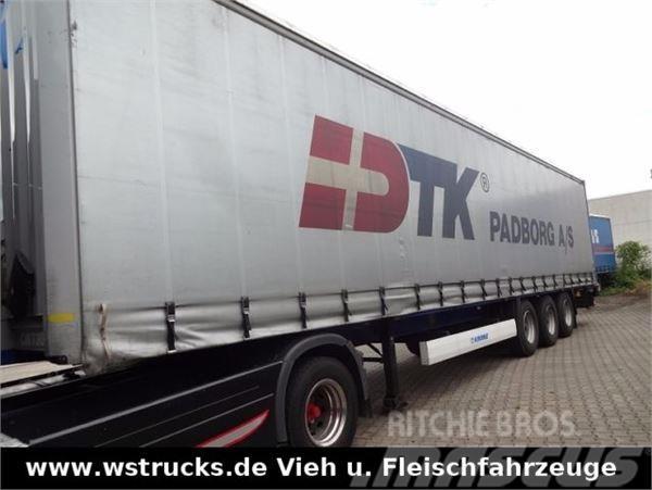 Krone 3 x SDP 27 Tautliner , , BPW , XL Code