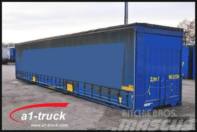 Krone 7 x WP 13,6 LS4-CS, 45 Fuss, Container, Multiloc