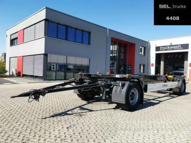 Krone AZ / LAfette / BPW / 40 mm / German