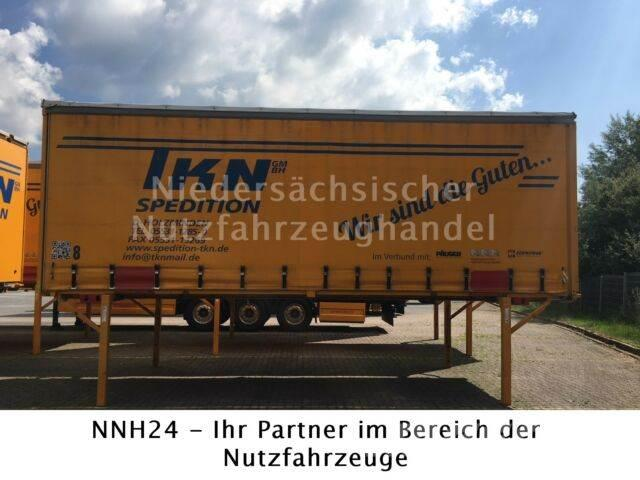 Krone BDF-Wechselbrücke Schiebeplane/ Alle Zertifikate