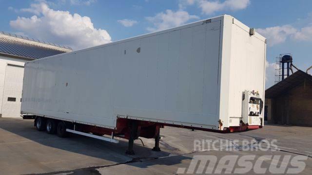 Krone Low loader box