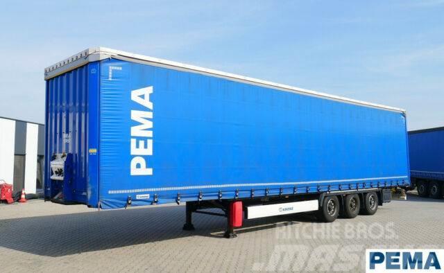 Krone Megatrailer Hubdach Edscha PEMA 101982