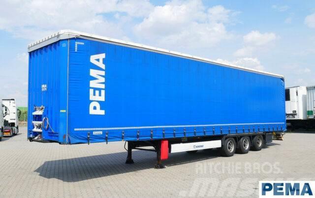 Krone Megatrailer Hubdach Edscha PEMA 101976