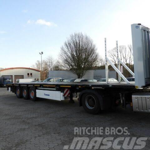 Krone Profi Liner SDP 27 Baustahltransporte -SOFORT-