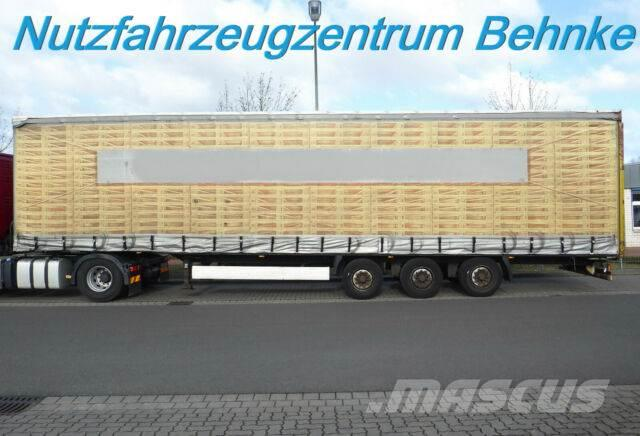 Krone SD Curtainsider