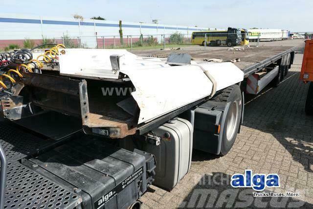 Krone SDP 27/Plattform/Multi Lock/Liftachse